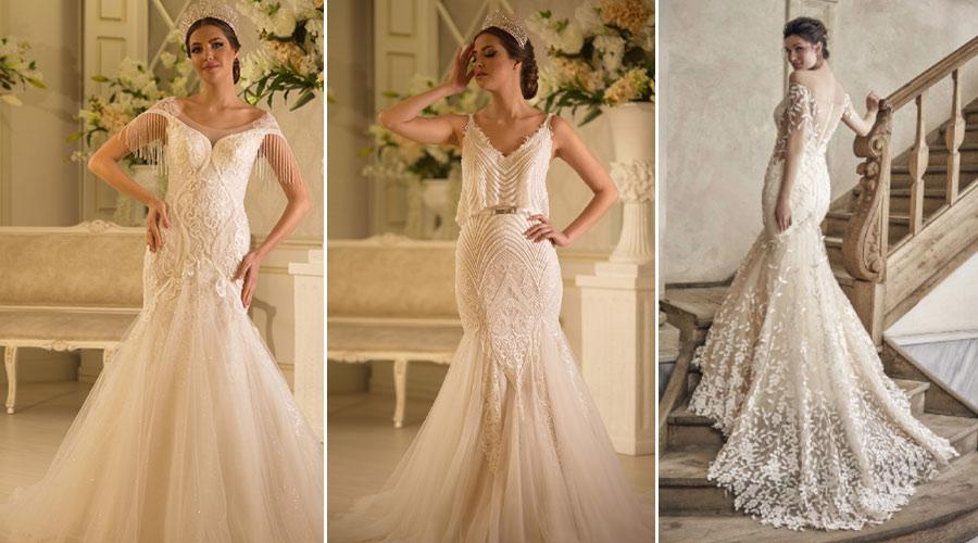 types de robe de mariée