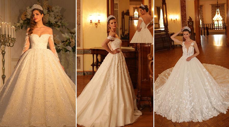 Achat robe de mariée à Istanbul