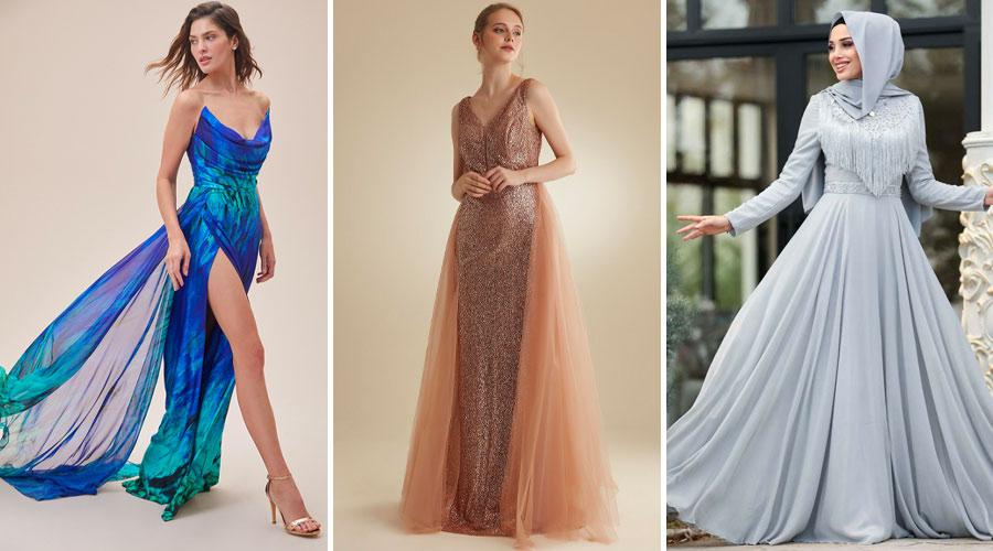 Acheter sa robe de soirée en istanbul