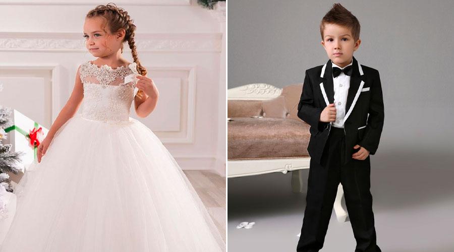 Costume de Mariage pour Enfant Istanbul