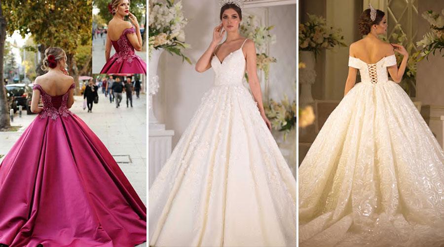 Achat Robe de Mariée Istanbul